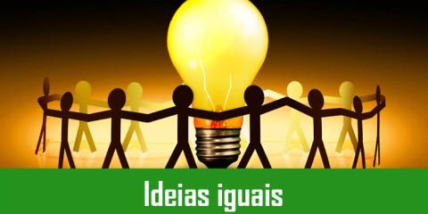 Ideias Iguais