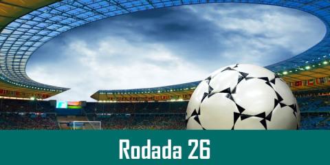 Brasileirao rodada 26