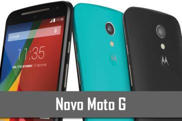Novo Moto G