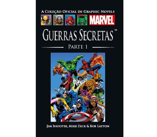 Guerras Secretas - Parte 1