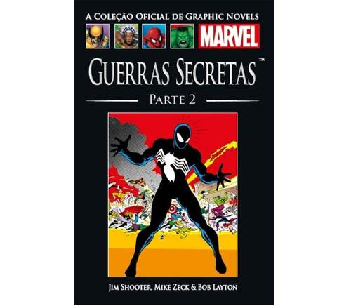 Guerras Secretas - Parte 2