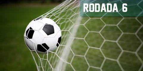 Campeonato Brasileiro - Rodada 6