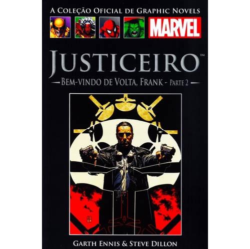 Justiceiro, Bem-Vindo de Volta, Frank - Parte 2
